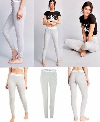 Original Calvin Klein Women Sports Gym Running Fitness Leggings Pants Trousers