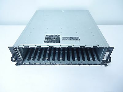 Dell PowerVault MD1000 Disk Array AMP01 w/2x Controller Module JT5172