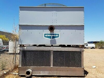 300 ton Evapco Cooling Towers w/Stainless Basins