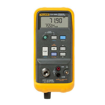 Fluke 719 100G Portable Electric Pressure Calibrator