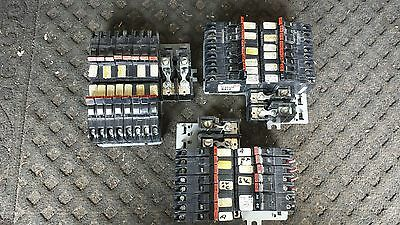 Federal Pacific FPE circuit breakers snap in misc sizes