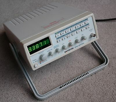 GW Instek GFG-8219A 3Mhz Function Generator, Works Great! Fully tested