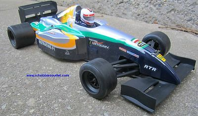 RC F1 Race Car Brushless Electric HSP 1/10 Scale Pro LIPO 2.4G F1006