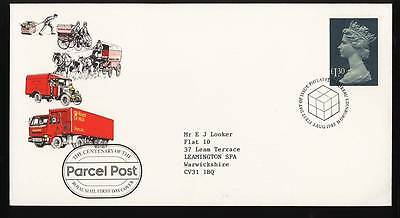 Great Britain GB 1983 FDC Parcel Post Centenary