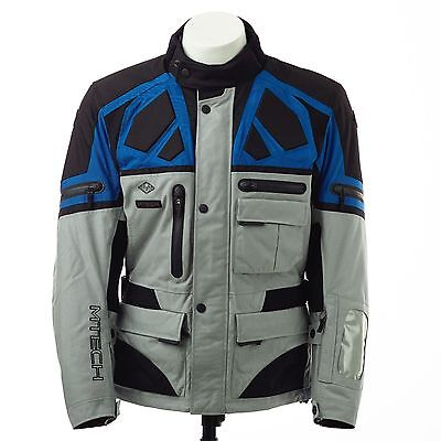 M-TECH MTECH Motorcycle Adventure Waterproof Jacket Dryrider Size 52 Euro