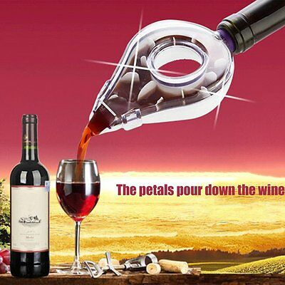 Wine Decanters Wine Pourer For Red Wine Pouring Tool Filter Wine Accessories AU