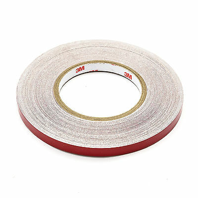 5M Wheel Rim 3M Reflective Tape Red Trailer Scooter Bicycle Motor Bike Cycle