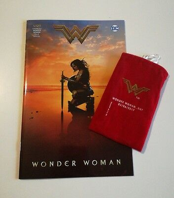 WONDER WOMAN DAY Special 2017  con gadget - NUOVO