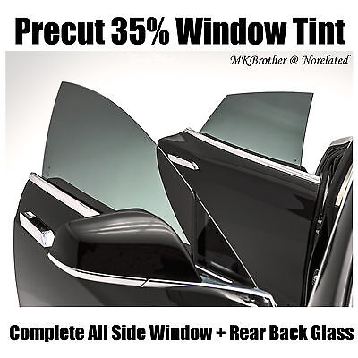 90-95 Toyota 4Runner 35% VLT Smoke PreCut Complete Side & Rear Window Tint Film