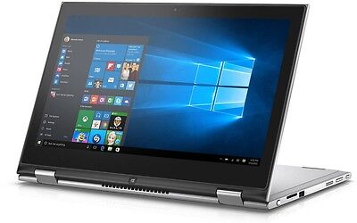 """DELL Inspiron 15 15.6"""" Touch i7 3.1GHz 256GB SSD 16GB LAPTOP CONVERTIBLE 2-IN-1"""