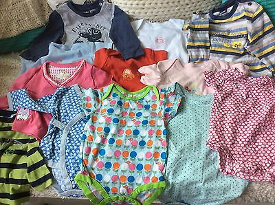 MULTIPACK 5x babygrow babygrows MEGA CLEARANCE NEW NB 0 3 6 9 12 18 24 COTTON