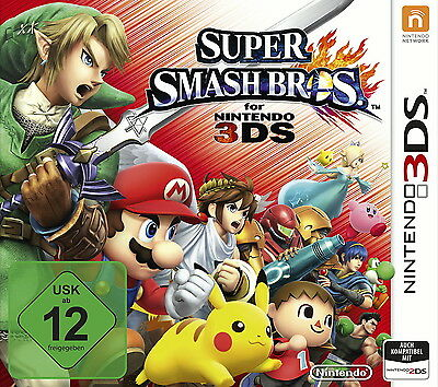 Super Smash Bros., Nintendo 3DS-Spiel