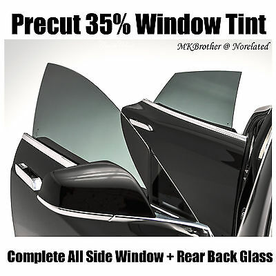 For 08-13 Nissan Rogue 35% VLT PreCut Complete All Side & Rear Window Tint Film