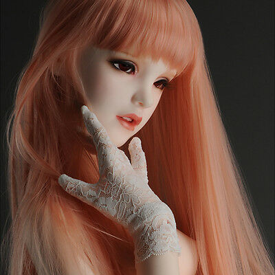 Lumie Trinity Doll Size Elysia Pink Dollmore Ladies Clea Lace Glove