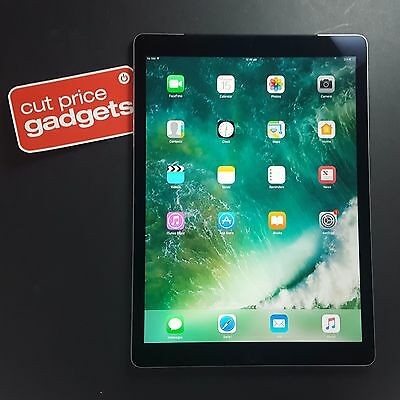 "Apple iPad Pro 128GB Wi-Fi + Cellular 12.9"" Space Grey (Unlocked) * AU STOCK *"