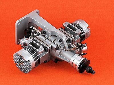 Fox 120 opposed twin model engine, NEW
