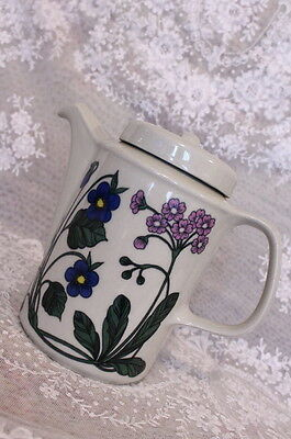 arabia finland Flora coffee pot