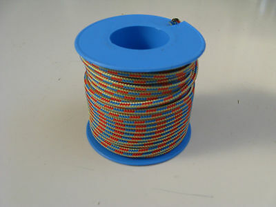 Garcette 3Mm Multicolore (100 M)