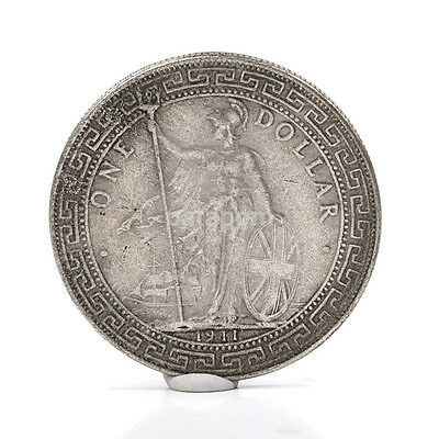 Ancient Collection 1911 One Yuan Tibetan Warrior Ancient Silver Dollar Coin Gift