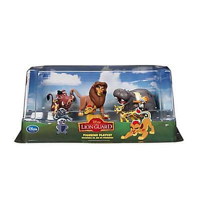 New Official Disney The Lion Guard 6 Figurine Playset