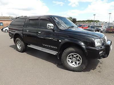 Mitsubishi L200 2.5 TD Ltd ( lth ) Warrior