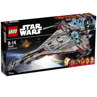 Lego Starwars The Arrowhead 75186 Lego Star Wars Toy Spaceship from 8 J