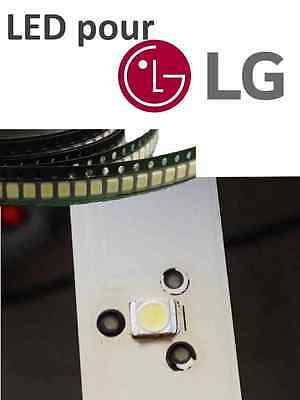 LG LED RETROECLAIRAGE BACKLIGHT TV 3V 1W 100LM 47LN5400-amp-OTHERS 42LN5400 42LN