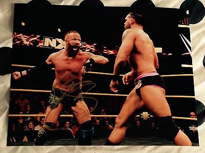 wwe NXT eric young signed autographed 8x10 photo rare proof SANITY