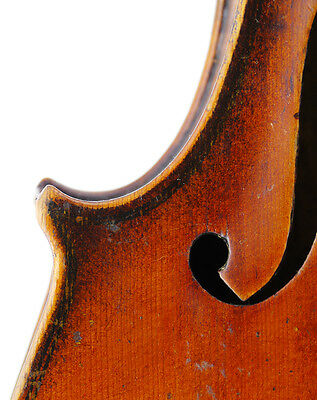 Nice, antique 4/4 old ITALIAN SCHOOL violin- Ready to play - fiddle, geige