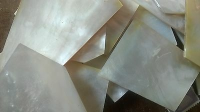 Top Quality Mother of Pearl Shell Blanks For Inlay 25g