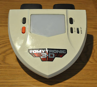 Tomytronic 3D vintage Toy 80's Thundering Turbos Game Fully Working Tomy