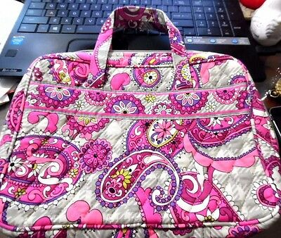 Vera Bradley PAISLEY MEETS PLAID Good Book Bible Cover NWOT HTF