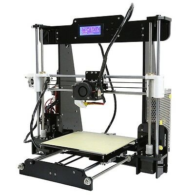 ANET A8 3D Printer In Black - U.K. Stock !! Last One At This Price !!