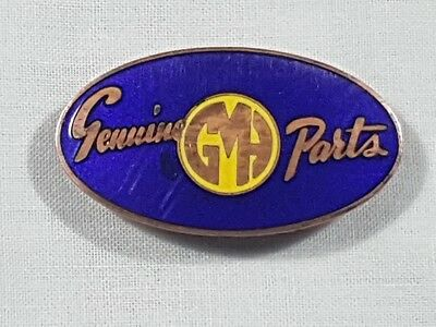 GMH Holden Enamel Badge / Pin (Genuine Parts)