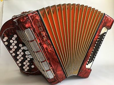 Hohner Piccolo Akkordeon 60 Bässe  Accordion