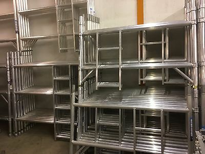 Scaffold Tower Ladder/Span/Single/Double Width Frames Fit Boss/Leader/Lewis etc