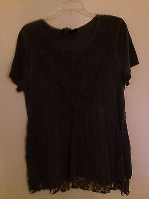 Style & Co. Women's Top Blouse Size M New No Tags