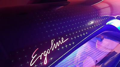 Sunbed Ergoline 600 Avangarde with installation