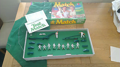 Test Match Vintage Table Top Cricket Game - Pictures+++