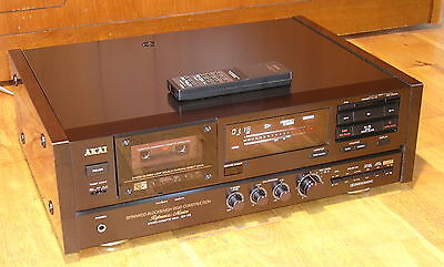 AKAI GX-95 Reference Master Hgh-End Cassette Deck! Top Zustand! Top cond.!