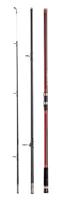 New DAM Steelpower Red G2 - SURF 4.50M 100-250G 3PCS - HIGH QUALITY SURF RODS