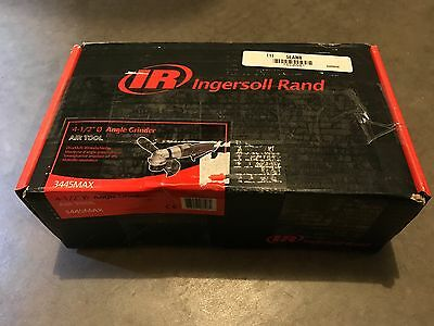 Ingersoll Rand 3445Max Air Angle Grinder Pneumatic