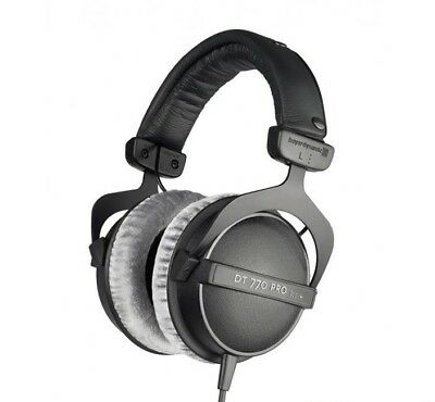Beyerdynamic DT 770 Pro (250 Ohm) Studio Monitor Headphones