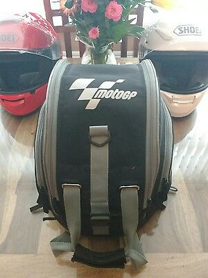 Moto Gp Motorcyle Tail Bag Helmet Bag Holdall Carrier