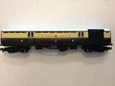 Hornby Operating Gw Gwr Royal Mail Coach 848
