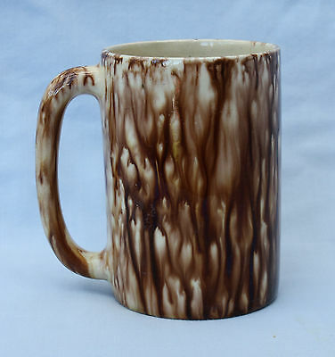 Unusual Creamware Whieldon Style Tortoiseshell Mug - Old or Antique?