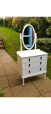 Edwardian Dressing Table  Vintage Shabby Chic Beautiful!!!
