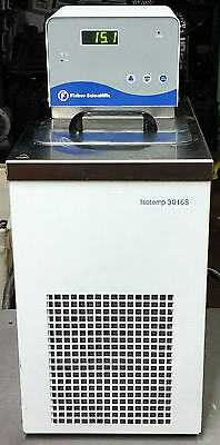 Fisher Isotemp 3016S Refrigerated/heated Circulating Water Bath