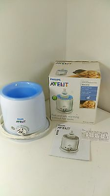 Philips AVENT Express Food & Bottle Warmer (SCF255/33) 5147-W3