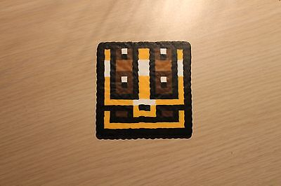 2D Treasure Chest Pixel Art Sprite from the Legend of Zelda Series